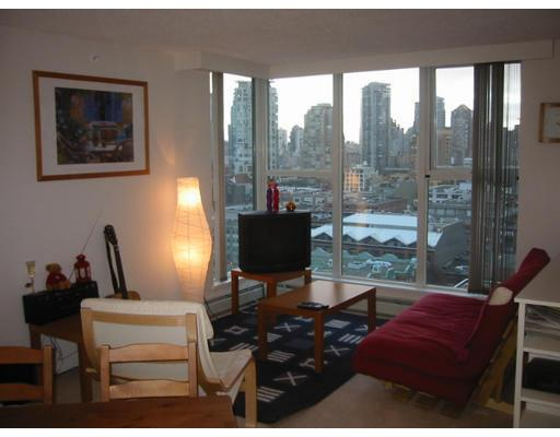 Downtown Vancouver Apartment Inside